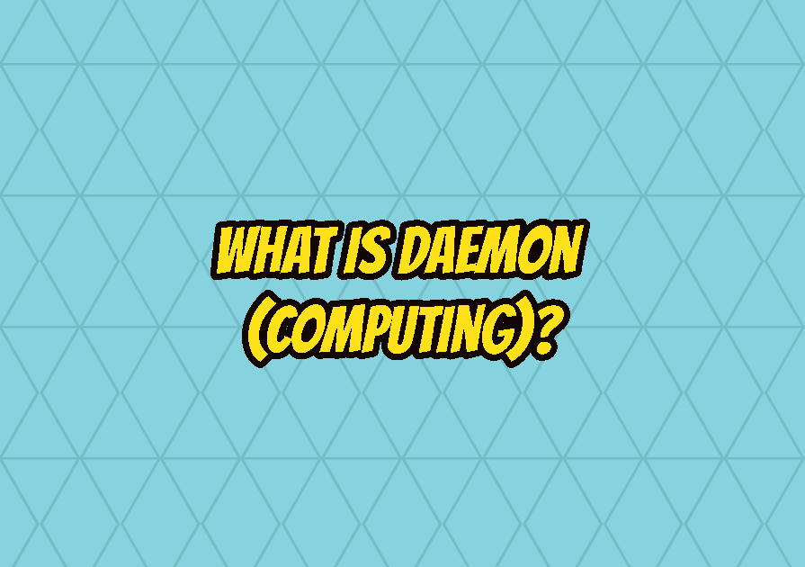 What Is Daemon (Computing)?