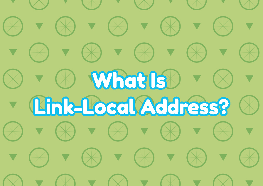 What Is Link-Local Address?